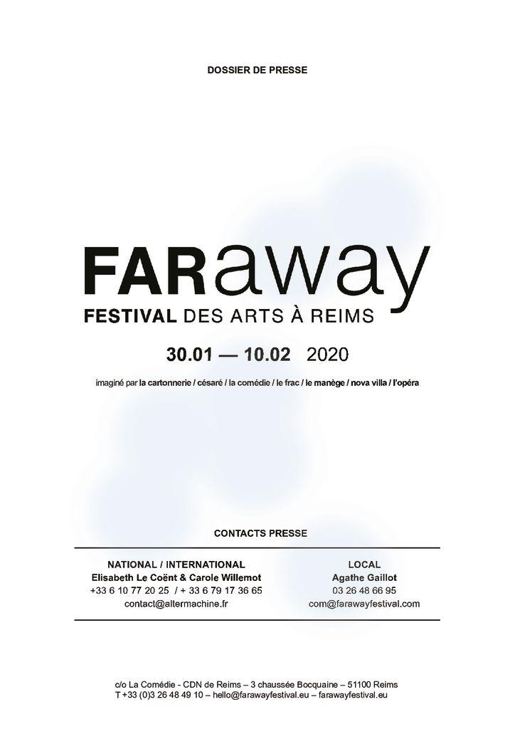 thumbnail of FARaway2020_Dossier de presse